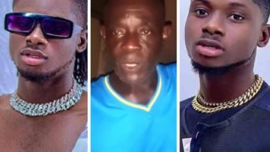 Photo of My Inability To Meet My Son Has Given Me High Blood Pressure – Kuami Eugene's Estranged Father Discloses