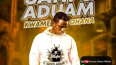 Photo of Kwame Ghana Drops Visuals For 'Me Fri Sanfo Aduam' – Watch