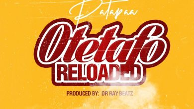 Photo of Patapaa Readies To Release Kuami Eugene's Diss Song 'Otetafo Reloaded' As Artwork Pops Up