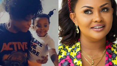 Photo of Nana Ama McBrown Touts Gyakie's Talent After She Visited Her At Home (Watch Video)