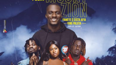 Photo of ZionFelix Teams Up With Fameye, Sista Afia And King Paluta On New Song 'Mount Zion'