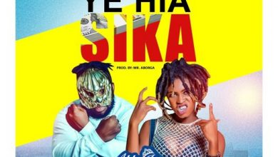 Photo of Abbi Ima Drops New Song 'Ye Hia Sika' Featuring Boss Bouncy