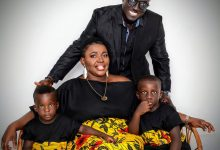 Photo of Ghanaian Musician, Aboatea Kwasi And Family Survive Car Crash