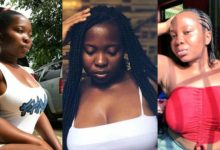 Photo of Ghanaian Twitter Users Go Gaga Over N*de Photos And Videos Of Akua Saucy