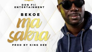 Photo of Bekoe Unleashes New Song 'Masakra'