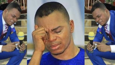Photo of Bishop Obinim's Father Passes On