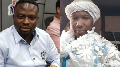 Photo of Cecilia Marfo Is A Disgrace To Gospel Musicians; She Forcibly Shaved A Gospel Musician's Hair At Church – Brother Sammy Claims