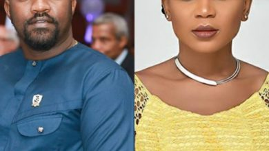 Photo of John Dumelo Expresses His Happiness Over Akuapem Poloo's Bail
