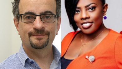 Photo of Former British High Commissioner To Ghana, Jon Benjamin Wittily Reacts To Nana Aba Anamoah's Impending Debut Single