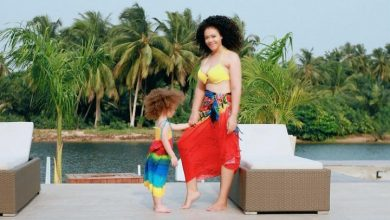 Photo of Much Love Shown To Nadia Buari And Her Daughter After She Shared Their Cute Photo Online
