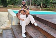 Photo of Love Is Sweet! Nana Ama McBrown Shares Lovely Photos With Her Husband