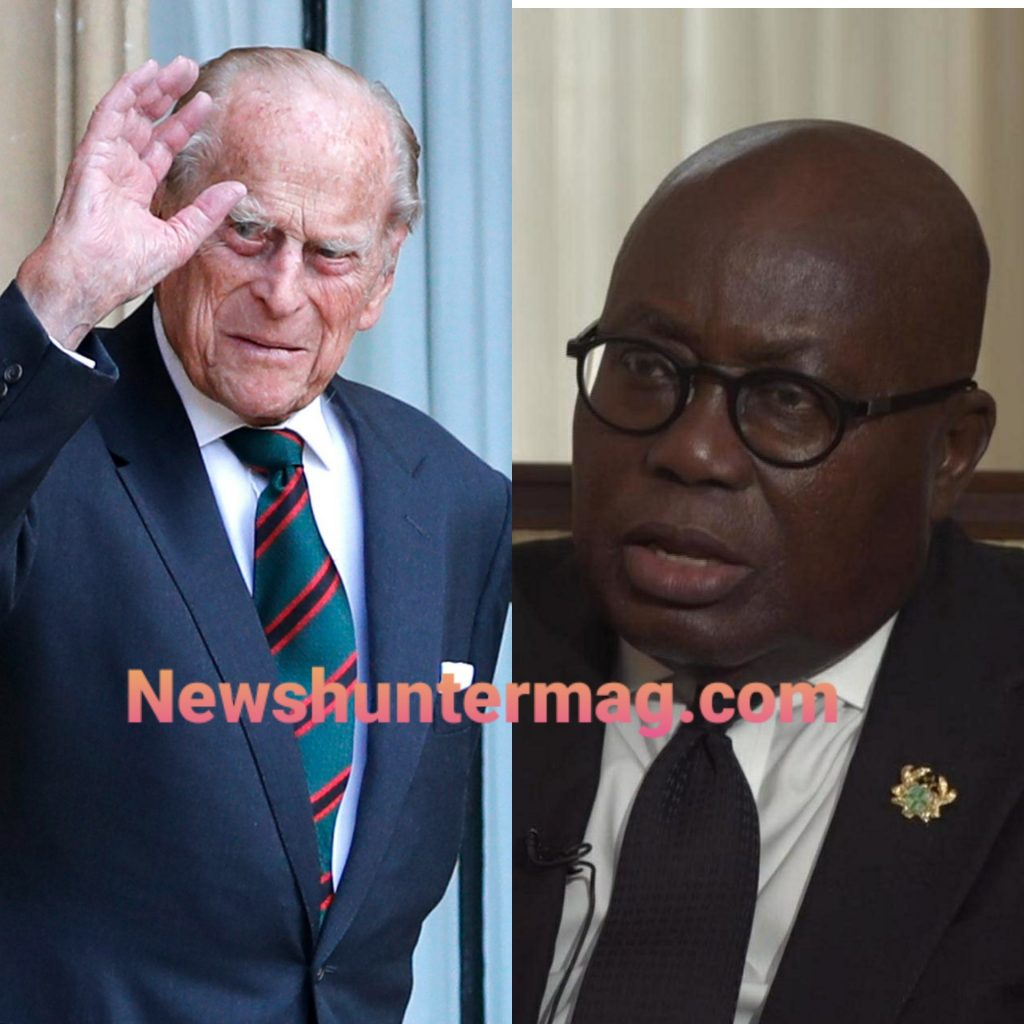 Prince Philip and President Akufo-Addo