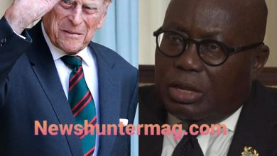 Photo of President Akufo-Addo Pays Tribute To Prince Philip
