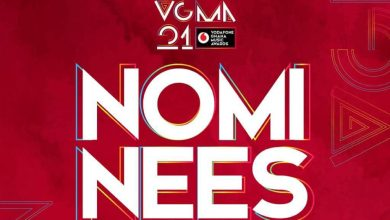 Photo of VGMA 2021 List Of Nominees Released