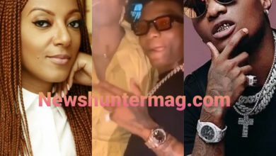 Photo of A Video Of Wizkid Socializing With Nana Akufo-Addo's Daughter Pops Up Online
