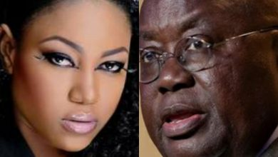 Photo of Did You Sleep Well Knowing The Youth Of Ghana Are In Distress? – Yvonne Nelson Questions Prez Akufo-Addo