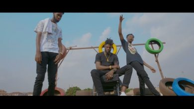Photo of Ogidi Brown Drops Visuals For 'Amen' Featuring Kweku Flick And Ypee
