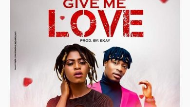 Photo of Abbi Ima Churns Out 'Give Me Love' Featuring Fancy Gadam