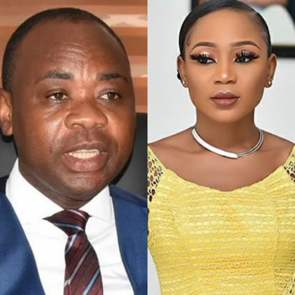 Bright Appiah and Rosemond Brown (Akuapem Poloo)