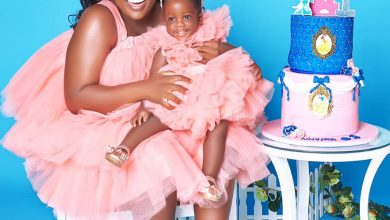 Photo of Latest Gorgeous Photos Of Tracey Boakye's Daughter Shows How Fast She Is Growing