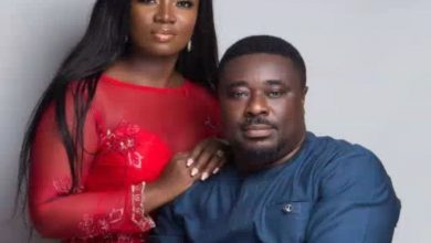 Photo of Stacy Amoateng Shares Emotional Message To Celebrate 16th Marriage Anniversary With Okyeame Quophi
