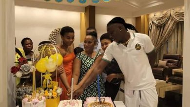 Photo of Stonebwoy Joins Hassan Ayariga's Family To Celebrate The Birthday Of His 17-Year-Old Beautiful Daughter (See Photos)