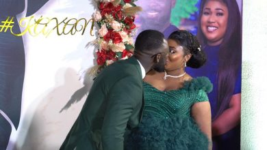 Photo of Xandy Kamel And Husband, Kaninja Renew Their Vows As They Mark First Marriage Anniversary (+Video)