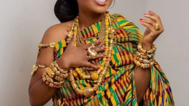 Photo of Repented Akuapem Poloo Wins The Hearts Of Social Media Users With These Queen Mother-Like Photos On Her Birthday