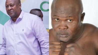 Photo of John Mahama Will Name Me As The Vice President After He Wins 2024 Election in Ghana – Bukom Banku Build Castles In The Air With His Dream