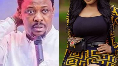 Photo of God Is Pure – Don't Allow Nigel Gaisie And Co To Brainwash You That Womanizing, Alcohol Drinking And Stealing Doesn't Make A Man Of God Fake – Moesha Boduong