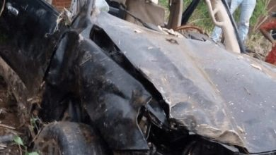 Photo of Eastern Region: 5 Killed In Suhum Car Accident