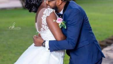 Photo of The Truth About Kalybos And Ahuofe Patri's Wedding Revealed