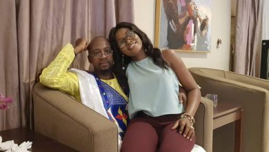 Photo of I Will Choose You Even In Our Next Life – Rex Omar Tells His Wife As She Celebrates Her Birthday