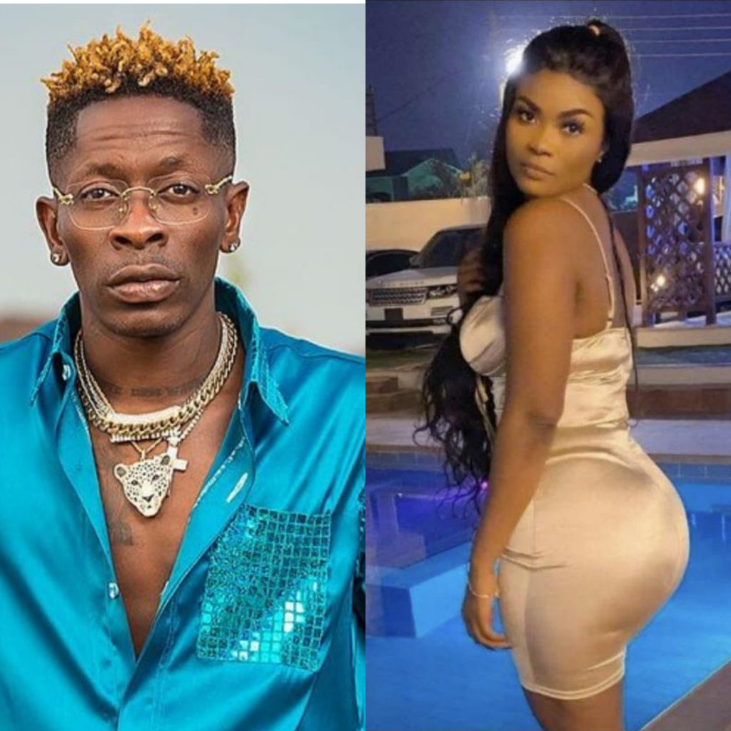 Shatta Wale and Magluv relationship