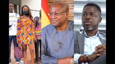 Photo of A Plus Advises Efia Odo And #FixTheCountry Campaigners To Have A Meeting With Ex-Prez John Mahama