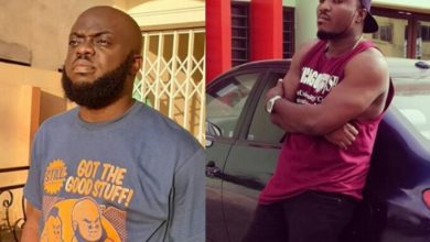 Photo of Kwadwo Sheldon Reacts To DKB's 'Attack'; Says He Has Never Been Funny