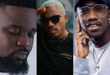 Photo of You Don't Respect, I Will Deal With You When I Come Back To Ghana – Sarkodie Tells Dee Moneey And Joey B