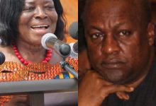 Photo of She Was An Embodiment Of Limitless Courage – John Mahama Grieves Over The Death Of Ama Benyiwa Doe