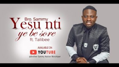Photo of Brother Sammy Finally Releases Visuals For His Gospel Drill 'Yesu Nti Yebe Sore'
