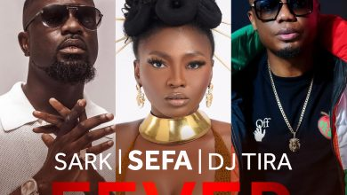 Photo of Sefa Drops New Song 'Fever' Featuring Sarkodie And South Africa's DJ Tira