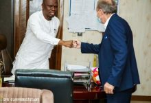 Photo of Sports Minister Receives New Black Stars Coach, Milovan Rajevac After His Reappointment