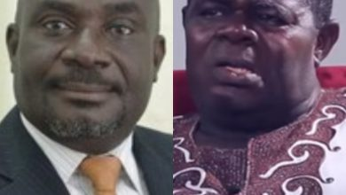 Photo of If Psalm Adjeteyfio Is Still Renting At His Age, He Has Failed In Life – Nii Saka Brown