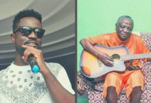 Photo of Sarkodie Shares The Priceless Advice Nana Ampadu Gave To Him Before His Death