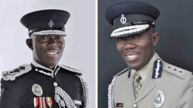 Photo of Ghana's New IGP, Dr Dampare Pledges To Make Ghana Police Service Better