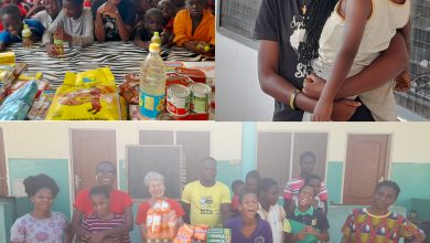 Photo of Five Years Of Benevolence To The Needy: J Life FM's Freda Owusuaah Bioh Marks Her Special Day With Orphans