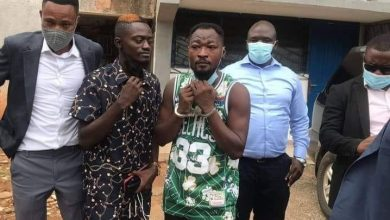 Photo of Funny Face Referred To Psychiatric Hospital For The 2nd Time After Court Appearance Today