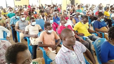 Photo of Ghanaian Teachers Advised About Time Management