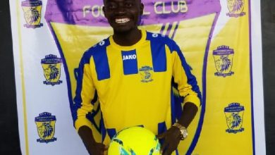 Photo of Expect More Goals From Me This Season – Lilwin Brags After Signing A Two-Year Deal With New Edubiase United