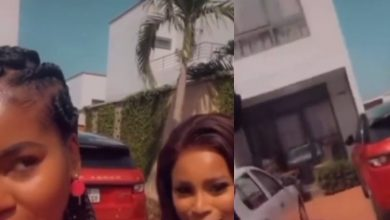 Photo of A Video Of MzVee's Luxurious House And Cars Pop Up Online